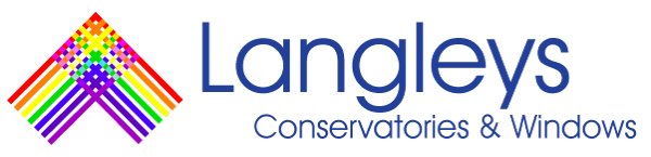 Langley Conservatories & Windows Retina Logo